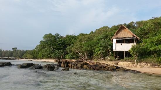 Ten103 Treehouse Bay: Mein Baumhaus (Crabshack)