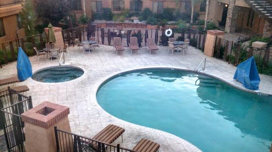 Embassy Suites by Hilton Tucson Paloma Village: Pool and Whirpool/Spa