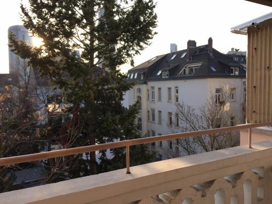 Hotel Villa Florentina: 部屋からの景色