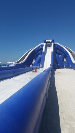 High Tide Slide! Photo