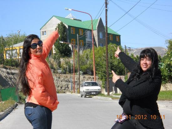 Hostel International Point: muy lindo hostel !!!!