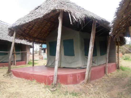 Miti Mingi Eco Camp: Room