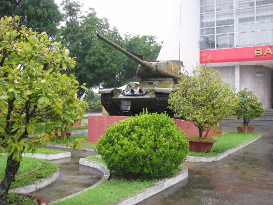 Ho Chi Minh and the Fifth Military Zone Museum
