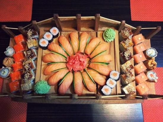Sushi Toria Yerevan Picture