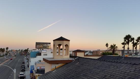 Ocean Surf Inn Suites Aussicht Vom Dach