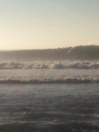 Epic Surf In Malibu August 27 2014 Surfrider Beach