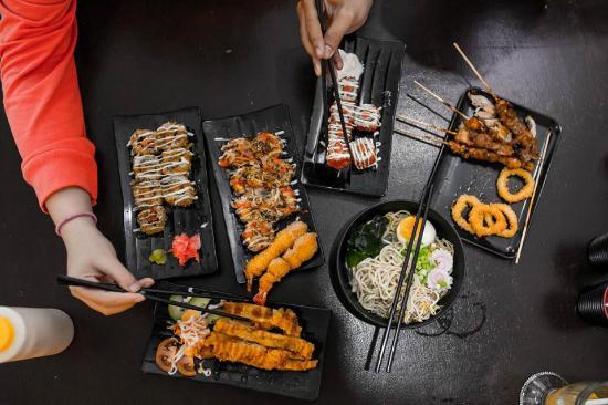 Moshi-Moshi Japanese Street Cuisine
