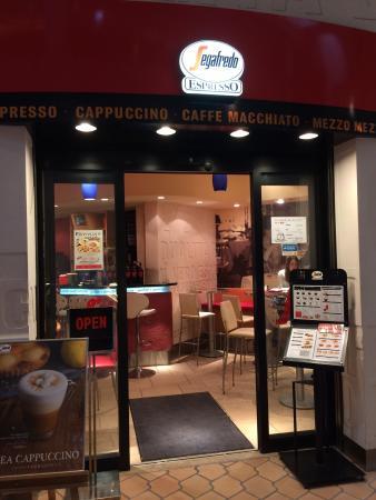 Segafredo Zanetti Espresso Harumi Torinton Square
