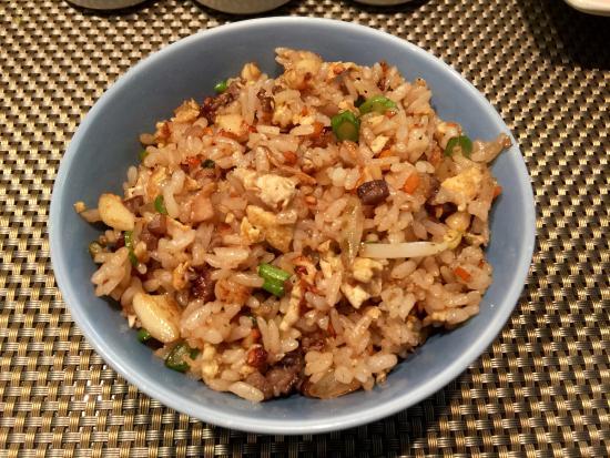 Shima Japanese Restaurant: Last Dishes - Fried Rice