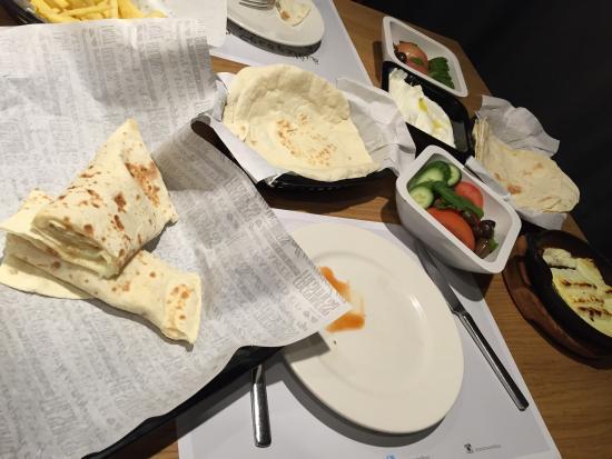 Zaika Restaurant Riyadh Menu