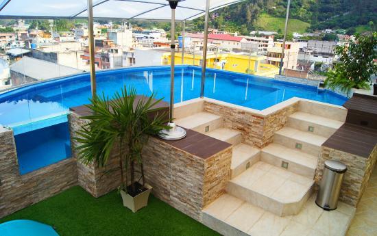 Destiny hotel desde s 348 ba os ecuador opiniones y - Hoteles en banos ecuador ...