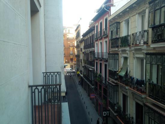 Terrace picture of h10 villa de la reina boutique hotel - Villa de la reina madrid ...