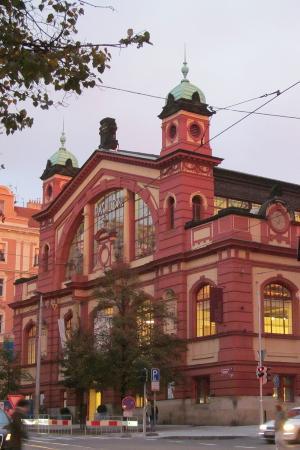 Vinohrady Market Hall