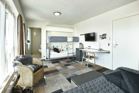 Best Western Hotel Skivehus: Familieværelse