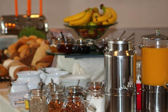 Best Western Hotel Skivehus: Morgenmad