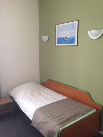 Adagio Access Bordeaux Rodesse: Single room