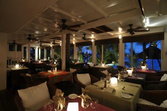 Restaurant du 20 Degres Sud : Restaurant