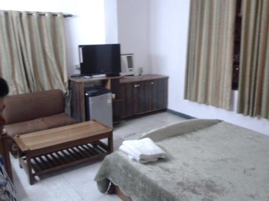 Hotel Relax New Delhi : Habitacion
