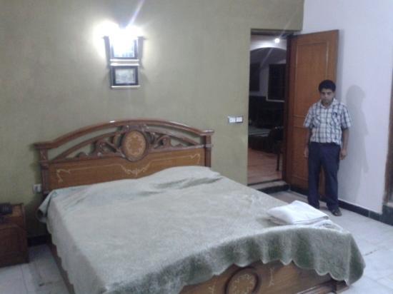 Hotel Relax New Delhi : Habitación