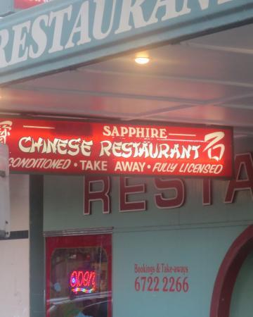 The Sapphire Chinese Restaurant