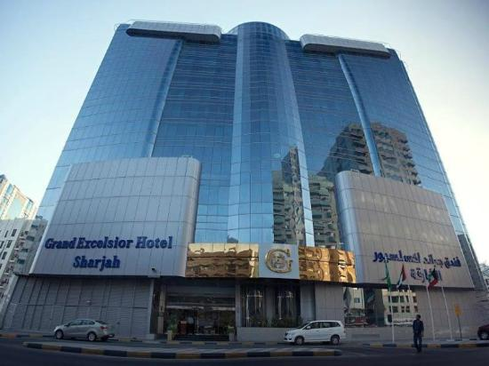 Grand Excelsior Sharjah Prices Hotel Reviews United Arab Emirates Tripadvisor