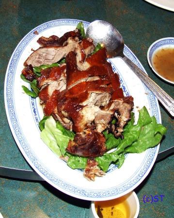 Mandarin Chinese Restaurant: chicken