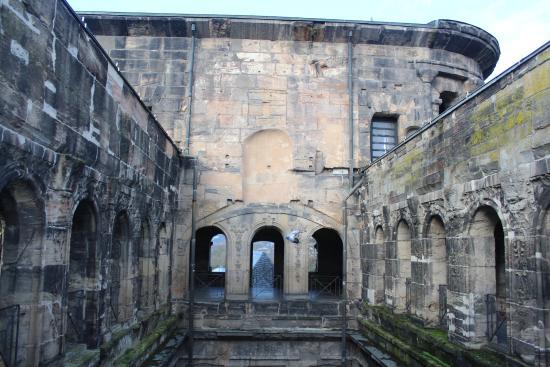 Secrets of the Porta Nigra : Черные ворота в Трире