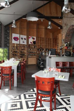 La Boissière : photo interieur