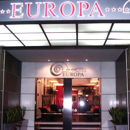 Hotel Europa Caserta: Exterior View