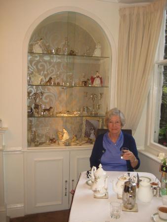 Beckmead Guest House: Breakfast in style