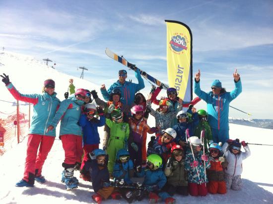 Ecole de ski 360 International : Ski club 2015