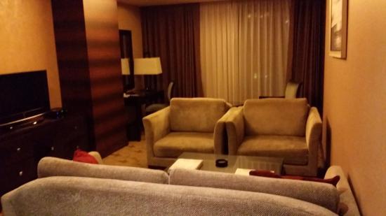 Jeju Sun Hotel & Casino: 스위트룸 사진