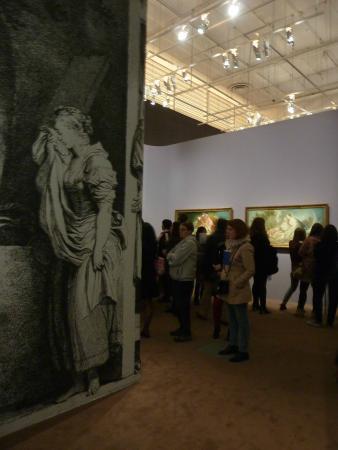 Paris, Prancis: Fragonard in Love exhibit