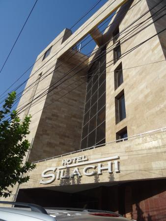Silachi Hotel: Vue extérieure