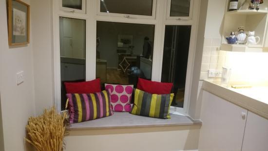Horspath, UK: window