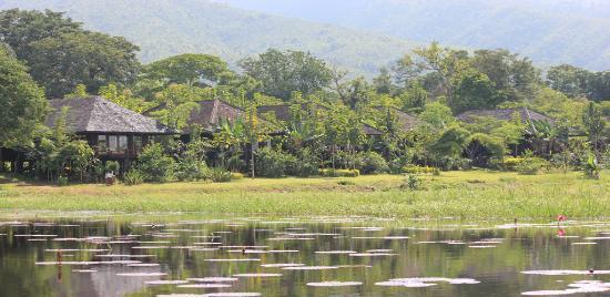 Villa Inle Resort & Spa: Hotel & Ground