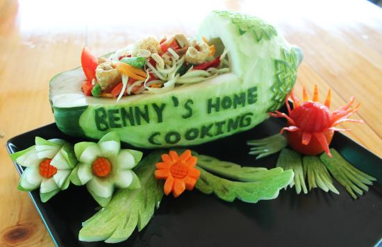 ‪Benny's Home Cooking Chiang Mai‬
