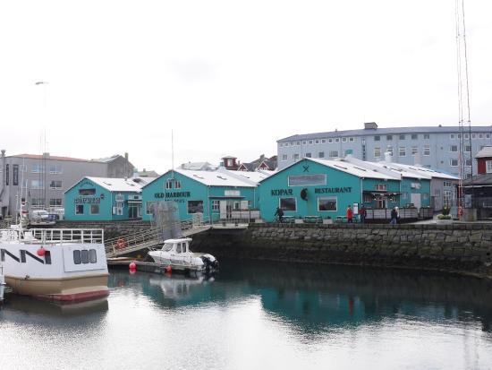 Harbourside Setting