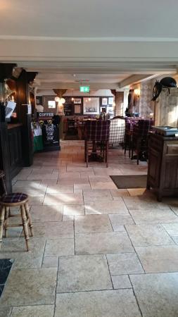 Cobham, UK: Newly refurbished