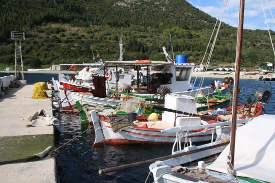 Stavros, اليونان: Polis Bucht 03