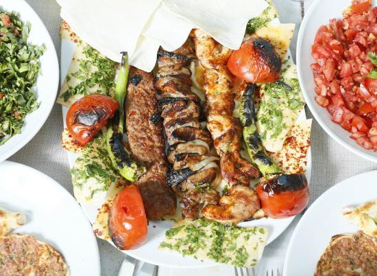 Kosebasi: Mix grill