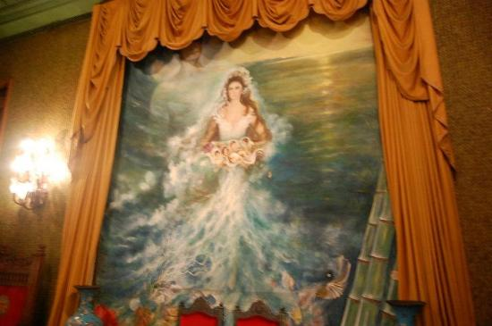 Sto. Nino Shrine and Heritage Museum: Beautiful painting