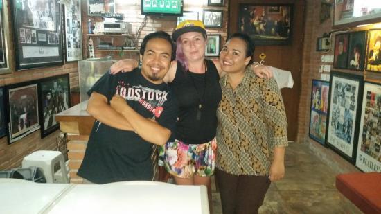 Sekuta Condo Suites: Elody and the crew