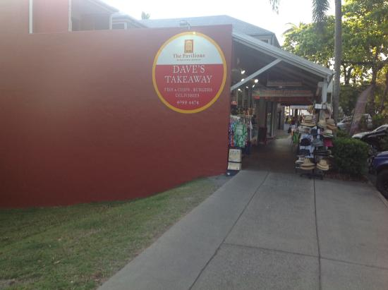 Port Bbq Chickens & Dave's Takeaway: Daves Takeaway  Port Douglas