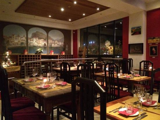 Dining room picture of alba italian restaurant for The dining room ennis