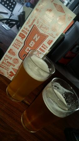 Beer! - Picture of Northbridge Brewing Company, Perth