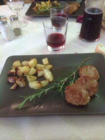 Trecasali, Italy: Salame fritto