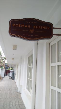 Roemah Kuliner Metropole
