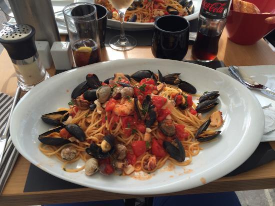 Photo de di pi nice tripadvisor - Restaurant di piu nice ...