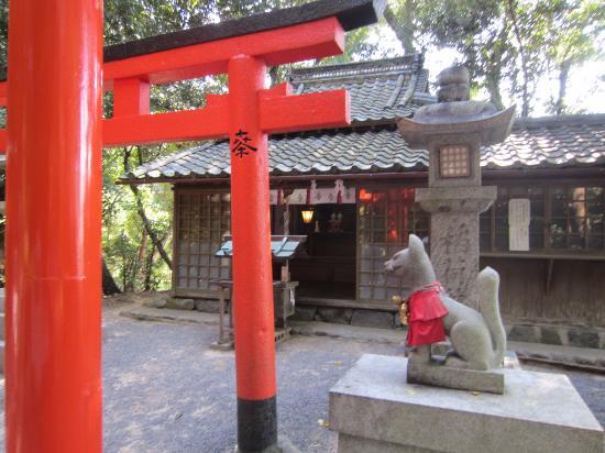 Jogan Inari Shrine